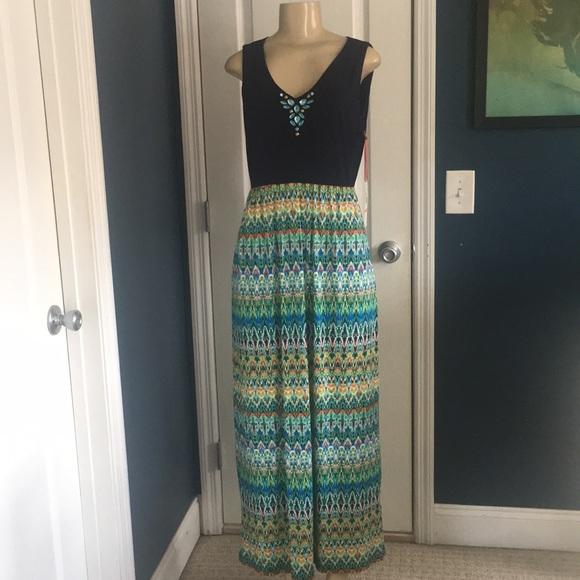 Ruby Rd. Dresses & Skirts - NWT Ruby Rd. Colorful summer Maxi dress sz S